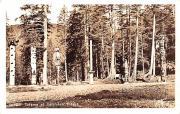 Totems - Ketchikan, Alaska AK Postcard