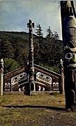 The Colorful forty-ninth state - Ketchikan, Alaska AK Postcard