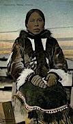 Ogmona - Nome, Alaska AK Postcard