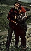 Herb Engstrom - Nome, Alaska AK Postcard