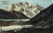 Mt. Blackburn, Alaska,;   Mt. Blackburn, AK Postcard