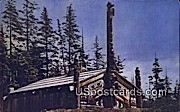 Pan American World Airways Clippers - Ketchikan, Alaska AK Postcard