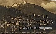 Deer Mountain - Ketchikan, Alaska AK Postcard