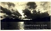 Inside Passage, Alaska,;   Inside Passage, AK Postcard