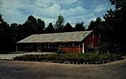 Mabry Mill Lunch and Craft Shop - Blue Ridge Parkway, Virginia VA Postcard