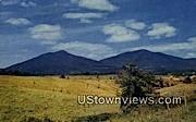 Peaks Of Otter Sharp Top - Blue Ridge Parkway, Virginia VA Postcard