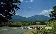 Blue Ridge Parkway , Virginia, VA, Postcard