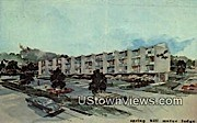 Spring hill Motor Lodge  - Arlington, Virginia VA Postcard