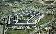 Pentagon Building  - Arlington, Virginia VA Postcard