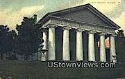 Lees Mansion  - Arlington, Virginia VA Postcard