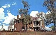 Court House  - Appomattox County, Virginia VA Postcard