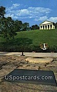 Arlington National Cemetery - Virginia VA Postcard