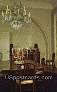 State Dining Room - Arlington, Virginia VA Postcard