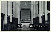 Chapel, Chatham Hall - Virginia VA Postcard