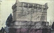 Soldiers Monument - Arlington, Virginia VA Postcard