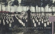 National Cemetery - Arlington, Virginia VA Postcard
