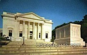 Amphitheatre, Arlington National Cemetery - Virginia VA Postcard