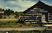 Blacksmith Shop, Mabry Mill - Blue Ridge Parkway, Virginia VA Postcard