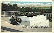 Tomb of the Unknown Soldier - Arlington, Virginia VA Postcard