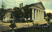 Lee's Mansion - Arlington, Virginia VA Postcard