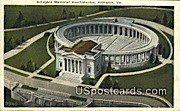 Arlington Memorial Amphitheatre - Virginia VA Postcard