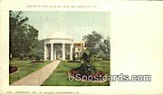 Temple of Fame - Arlington, Virginia VA Postcard