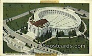 Memorial Amphitheatre - Arlington, Virginia VA Postcard