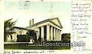Lee Mansion - Arlington, Virginia VA Postcard