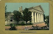 Lee's House - Arlington, Virginia VA Postcard