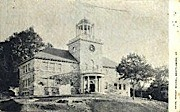 Canal Street School - Brattleboro, Vermont VT Postcard