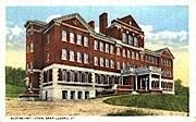Austine Instittion - Brattleboro, Vermont VT Postcard