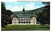 Casino - Brattleboro, Vermont VT Postcard