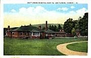 Brattleboro Memorial Hospital - Vermont VT Postcard