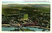 Mount Wantastiquet - Brattleboro, Vermont VT Postcard
