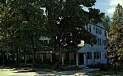 Walloomsac Inn - Burlington, Vermont VT Postcard