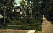Ethan Allen Club - Burlington, Vermont VT Postcard