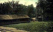 Trolley Station - Burlington, Vermont VT Postcard