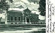 Carnegie Library - Burlington, Vermont VT Postcard