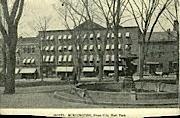 Hotel Burlington - Vermont VT Postcard