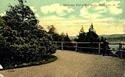 Red Rocks - Burlington, Vermont VT Postcard