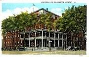 Van Ness House - Burlington, Vermont VT Postcard