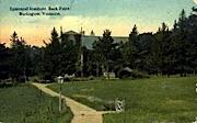 Episcopal Institute - Burlington, Vermont VT Postcard
