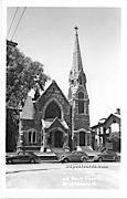 All Souls Church - Brattleboro, Vermont VT Postcard