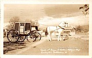Coach & Horse - Brattleboro, Vermont VT Postcard