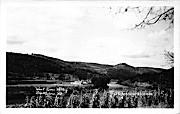 West River Valley - Brattleboro, Vermont VT Postcard