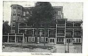 Lake Morey Club - Fairlee, Vermont VT Postcard