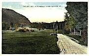 Runaway Pond - Glover, Vermont VT Postcard