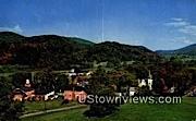 Green Mountain Village - Mount Mansfield, Vermont VT Postcard