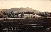 Mount Mansfield - Jeffersonville, Vermont VT Postcard