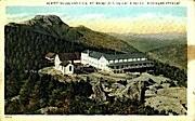 Summit House - Mount Mansfield, Vermont VT Postcard